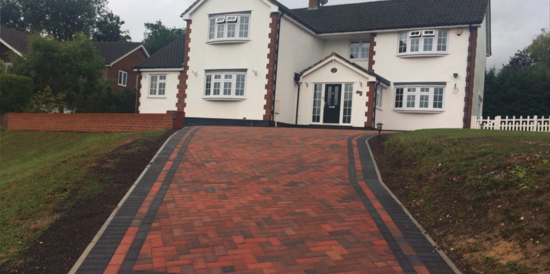 Hoddesdon Block Paving Driveways