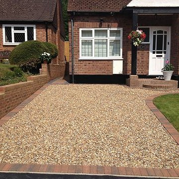 Gravel Shingle First 4 Paving Ltd